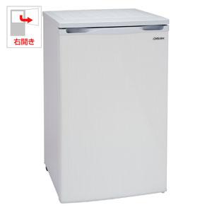 ACF-110E アビテラックス 100L 冷凍庫(フリーザー)直冷式 ホワイトストライプ Abitelax [ACF110E]【返品種別A】(標準設置料込)