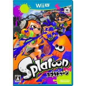【Wii U】Splatoon(スプラトゥーン) 任天堂 [WUP-P-AGMJ]【返品種別B】【送料無料】