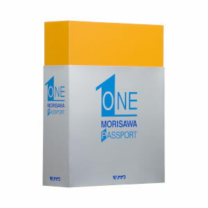 MORISAWA PASSPORT ONE モリサワ 【返品種別B】