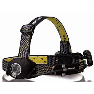 HW-000X ジェントス LEDヘッドライト 300lm GENTOS ヘッドウォーズ [HW000X]【返品種別A】