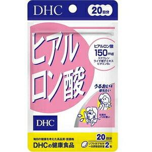 DHC ヒアルロン酸 20日分 40粒 DHC DHCヒアルロンサン20