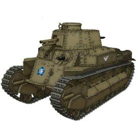 【再生産】1/35 劇場版 八九式中戦車甲型 (ガールズ&パンツァー) 【41106】 ファインモールド