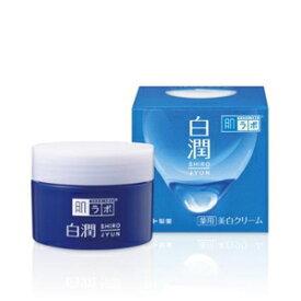 肌研 白潤薬用美白クリーム50g ロート製薬 シロジユンヤクヨウビハククリ-ム