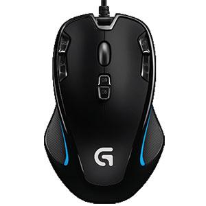 G300s ロジクール オプティカル ゲーミングマウス Logicool G300s Optical Gaming Mouse
