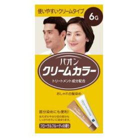 パオン クリームカラー 6G 自然な褐色 ヘンケルジャパン パオンクリ-ムカラ-6G