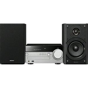 CMT-SX7 ソニー Wi-Fi/ハイレゾ対応BluetoothワイヤレスCDコンポ(ブラック) SONY [CMTSX7]【返品種別A】