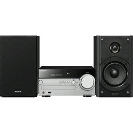 CMT-SX7 ソニー Wi-Fi/ハイレゾ対応BluetoothワイヤレスCDコンポ(ブラック) SONY