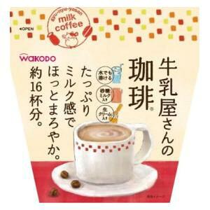 和光堂 牛乳屋さんの珈琲 270g アサヒグループ食品 ギユウニユウヤサンノコ-ヒ-270G