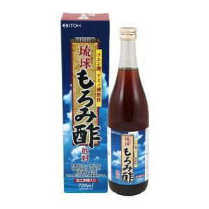 琉球もろみ酢720ml 井藤漢方製薬 リユウキユウモロミス720ML