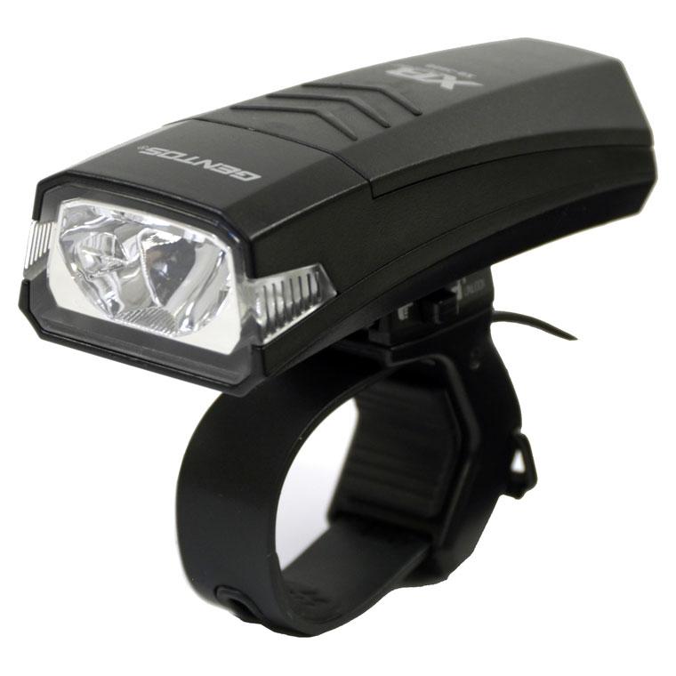 【エントリーでP5倍 8/20 9:59迄】XB-350B ジェントス 自転車用LEDライト 110lm GENTOS XB Superior バイクライト