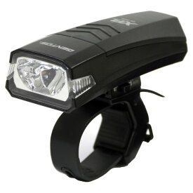 XB-350B ジェントス 自転車用LEDライト 110lm GENTOS XB Superior バイクライト [XB350B]