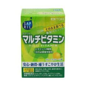 サプリル マルチビタミン2g×30袋 井藤漢方製薬 サプリマルチビタミン30H