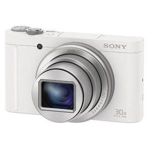 DSC-WX500-W ソニー デジタルカメラ「Cyber-shot WX500」(ホワイト) [DSCWX500W]【返品種別A】