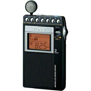 ICF-R354M ソニー ワイドFM/AM PLL シンセサイザーラジオ SONY 山ラジオ [ICFR354MC]【返品種別A】【送料無料】