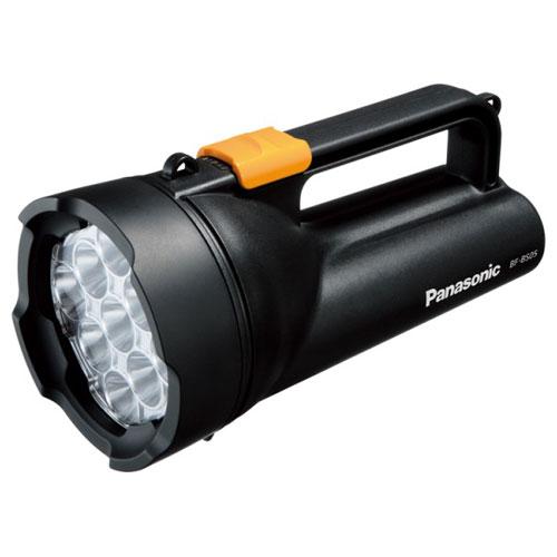 BF-BS05P-K パナソニック LED懐中電灯(ブラック)335ルーメン Panasonic ワイドパワーLED 強力ライト