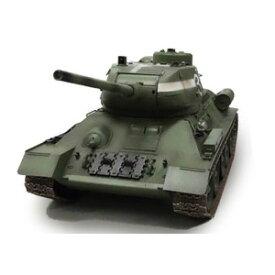 1/16 対戦戦車 ソビエト中戦車 T-34/85 2.4GHz(赤外線バトルシステム付き) 童友社