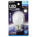 LDG1N-G-G250 ELPA LED電球 ミニボール電球形 60lm(昼白色相当) elpaballmini