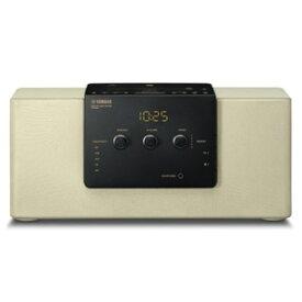 TSX-B141NC ヤマハ Bluetooth搭載デスクトップオーディオシステム(シャンパンゴールド) YAMAHA