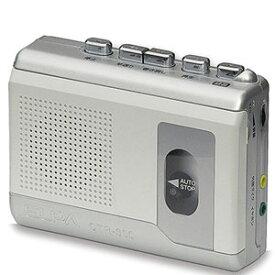 CTR-300 ELPA カセットテープレコーダー (録音・再生) エルパ