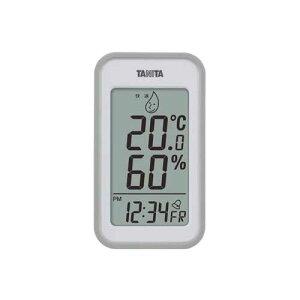 TT-559-GY タニタ デジタル温湿度計(グレー) TANITA [TT559GY]