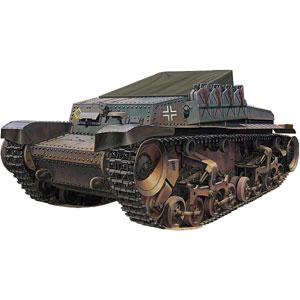 1/35 独・シュコダ重砲牽引トラクター35(t)【CB35196】 ブロンコ