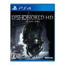 【PS4】Dishonored HD 【税込】 ベセスダ・ソフトワークス [PLJM-84033ディスオナード]【返品種別B】【送料無料】【RCP】