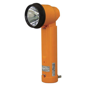 PIL3W3000K 日動工業 LED懐中電灯 130ルーメン プラグインライト