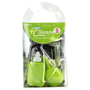 NEWクリリ-ナ5SETライム ケンコー カメラクリーニングキット 5点セット(ライム) Kenko Camera Cleaning Kit NEW Clileana [NEWクリリナ5SETライム]【返品種別A】