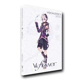 VOCALOID4 Library v4 flower 単体版 ガイノイド