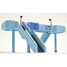 [鉄道模型]トミーテック 【再生産】(N) 情景小物119 大型歩道橋