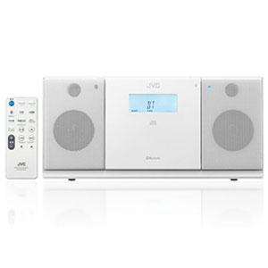 NX-PB30-W JVC Bluetooth機能搭載USB対応CDラジオ(ホワイト) JVC [NXPB30W]【返品種別A】
