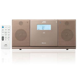 NX-PB30-T JVC Bluetooth機能搭載USB対応CDラジオ(ブラウン) JVC [NXPB30T]【返品種別A】