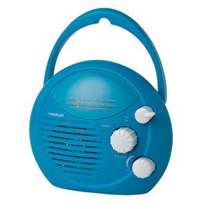 SHR01BL ヤザワ シャワーラジオ(ブルー) YAZAWA