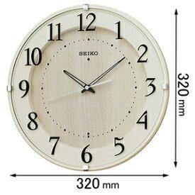 KX397A セイコークロック 電波掛け時計 [KX397A]【返品種別A】
