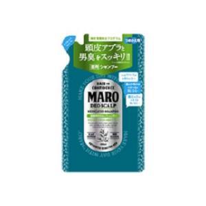 MARO 薬用デオスカルプシャンプー 詰替用 400ml マーロ MAROスカルプSPカエ