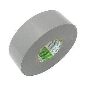 21R25GY 日東電工 脱鉛タイプビニールテープ 幅25mm×長さ20m(グレー)10巻 NO.21