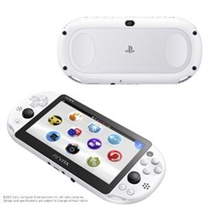 PlayStation(R)Vita Wi-Fiモデル グレイシャー・ホワイト ソニー・コンピュータエンタテインメント [PCH-2000ZA22 PSVホンタイホワイト]【返品種別B】
