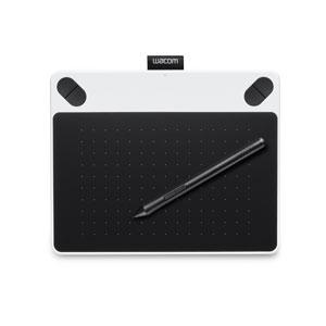 CTL-490/W0 WACOM ペンタブレット Intuos Draw small(ホワイト) ワコム Intuos Draw small [CTL490W0]【返品種別A】
