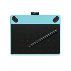 CTL-490/B0 WACOM ペンタブレット Intuos Draw small(ミントブルー) ワコム Intuos Draw small [CTL490B0]【返品種別A】