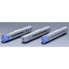 [鉄道模型]トミックス 【再生産】(Nゲージ) 92595 キハ261 1000系 特急ディーゼルカー(スーパーとかち) 3両基本セット