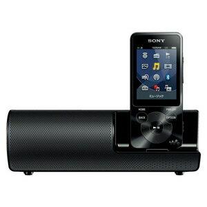 NW-S13K BM ソニー ウォークマン S10Kシリーズ 4GB(ブラック)[スピーカー付属モデル] SONY Walkman [NWS13KBM]【返品種別A】【送料無料】