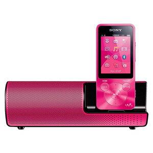 NW-S13K PM ソニー ウォークマン S10Kシリーズ 4GB(ピンク)[スピーカー付属モデル] SONY Walkman [NWS13KPM]【返品種別A】【送料無料】