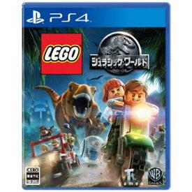 【PS4】LEGO(R)ジュラシック・ワールド ワーナーエンターテイメントジャパン [PLJM80090レゴジュラシック]