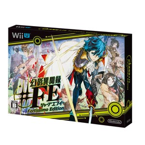 【Wii U】幻影異聞録♯FE Fortissimo Edition 任天堂 [WUP-R-ASEJ]【返品種別B】