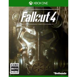 【封入特典付】【Xbox One】Fallout 4 ベセスダ・ソフトワークス [W57-00001フォールアウト]【返品種別B】