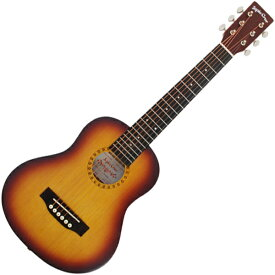 W-60/TS セピアクルー ミニアコースティックギター(タバコサンバースト) Sepia Crue