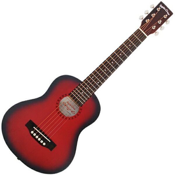 W-60/RDS セピアクルー ミニアコースティックギター(レッドサンバースト) Sepia Crue