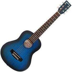 W-60/BLS セピアクルー ミニアコースティックギター(ブルーサンバースト) Sepia Crue