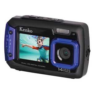 DSC1480DW ケンコー 防水デュアルモニターデジタルカメラ 「DSC1480DW」