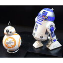 【再生産】1/12 BB-8&R2-D2(スターウォーズ) 【税込】 バンダイ [B SW BB-8 R2-D2]【返品種別B】【RCP】